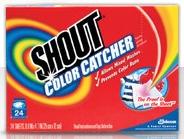 Shout Color Catcher1 FREE Shout Color Catcher Sample