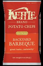 Kettle Brand Potato Chips FREE Kettle Chips Bag