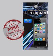 Screenguard FREE iPhone 4 Screen Protector Kit