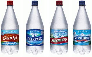 Sparkling Water Target & Walmart: FREE Natural Spring Water (1 Liter)