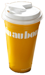Travel Mug FREE Au Bon Pain Travel Mug