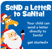 FREE Letter to Santa From Toys R Us