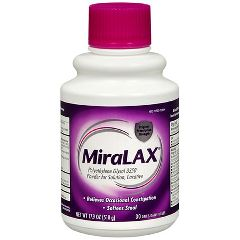 FREE MiraLAX Laxative Sample Pack - Hunt4Freebies