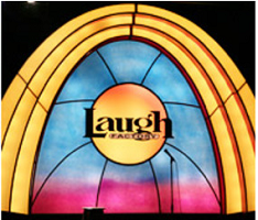 Laugh Factory FREE Ticket to the Laugh Factory in California