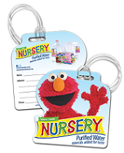 FREE Nursery Bag Tag FREE Nursery Bag Tag at Noon EST Daily