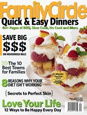 Family Circle magazine FREE Subscription to Family Circle Magazine