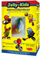 Jelly Kids FREE Sample of Jelly Kids Jelly Bean Multi Vitamins