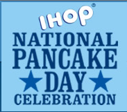 National Pancake Day FREE Pancakes at IHOP For National Pancake Day on February 28th