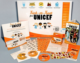 2012 Trick or Treat for UNICEF Kit FREE 2012 Trick or Treat for UNICEF Kit