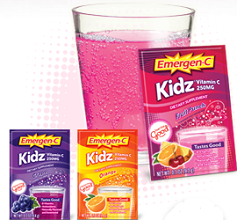 Emergen C Kidz1 FREE Emergen C Kidz Sample Packs