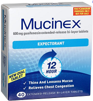 Mucinex FREE Sample Of Mucinex