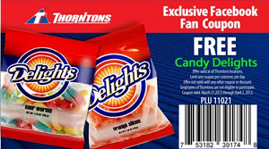 FREE Candy Delights at Thorntons11 FREE Candy Delights at Thorntons Stores