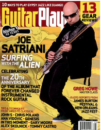 Guitar Player Magazine11 FREE Guitar Player Magazine Subscription