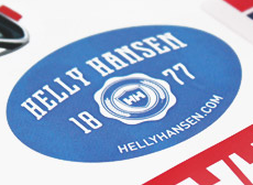 Helly Hansen Sticker Pack