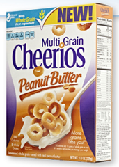 Peanut butter multigrain cheerios 3 21 FREE Peanut Butter Multigrain Cheerios for Eat Better America Members