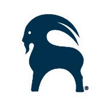 Backcountry.com colored goat sticker