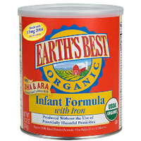 Earths Best Infant Formula FREE Sample Of Earths Best Organics Infant Formula
