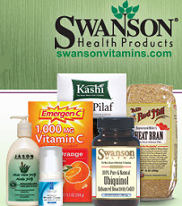 Swansons Vitamins FREE $5 off Coupon Code From Swansons Vitamins = FREE Item