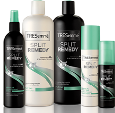 TRESemme Split Remedy 4 10 FREE Sample Of TRESemme Split Remedy Shampoo and Conditioner
