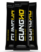 gungho packets FREE GungHo Energy Shot Sample