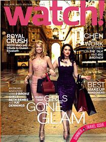 CBS Watch Magazine2 FREE 3 Year Subscription To CBS Watch Magazine