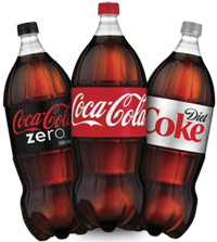Coca Cola 2 Liter FREE 2 liter of Coke at Shop N Save and Lowes Foods