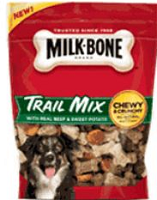 Milk Bone Trail Mix Dog Snacks1 FREE Milk Bone Trail Mix Dog Snacks Sample Pack