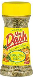 Mrs Dash11 FREE Samples Of Mrs Dash Original Blend