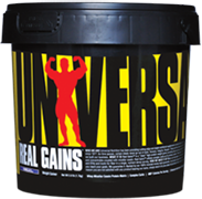 Real Gains1 FREE Sample of Universal Product Workout Supplements