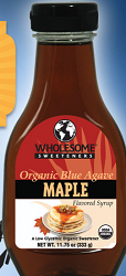 Wholesome Sweeteners Agave FREE Wholesome Sweeteners Agave Syrup Sampler Box