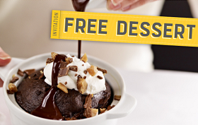 FREE Dessert on Your Birthday at Macaroni Grill - Hunt4Freebies