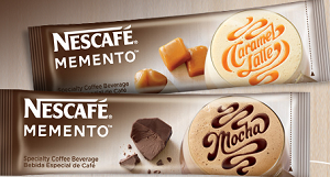 Nescafe Memento 2 FREE Nescafe Memento Coffee Sample Packs