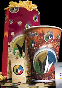 Popcorn at Regal FREE Small Popcorn at Regal Cinemas