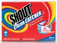 Shout Color Catcher1 FREE Sample Of Shout Color Catcher (NEW)