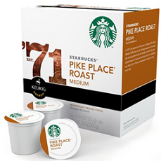 Starbucks K Cup FREE Starbucks K Cup Sample Pack
