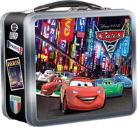 Cars 2 Lunch Tin FREE Cars 2 Lunch Box From Disney Movie Rewards
