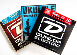 Dunlop Guitar Strings FREE Dunlop Guitar Strings With Video Submission
