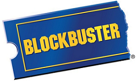 Blockbuster Logo1 FREE Month of Movie and Game Rentals at Blockbuster