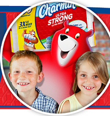 Charmin Jump Drive FREE Charmin Jump Drive and Photo Op For Kids at Sams Club