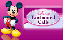 Disney1 FREE Personalized Phone Call From Your Favorite Disney Character