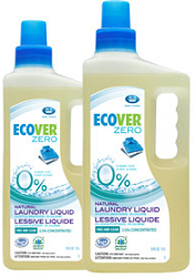 Ecover Laundry Detergent Possible FREE Ecover Laundry Liquid Concentrate ZERO