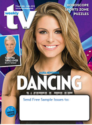 FREE Issue of TV Weekly Magazine FREE Issue of TV Weekly Magazine