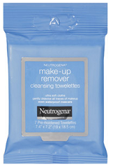 Neutrogena Make Up Remover Cleansing Towelettes 7 count FREE Neutrogena Cleansing Towelettes at Walmart and Target