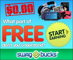 SwagBucks FREE Swagbucks Swag Code Extravaganza on Monday August 6th