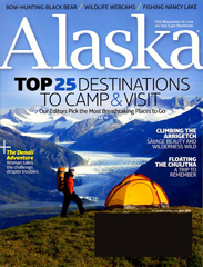 Alaska Magazine FREE Alaska Magazine Subscription