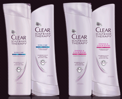 Clear Scalp1 FREE 7 Day Clear Scalp & Hair Nourishing Shampoo Sample