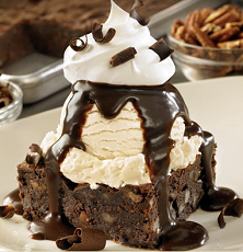 Outback Steakhouse Dessert