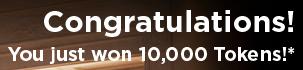 Pogo Congrats 10,000 FREE Pogo Tokens From Elementary