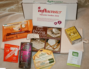 FREE Vox Box, Giveaways and More From Influenster - Hunt4Freebies