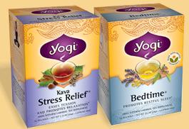 Yogi Tea 2 FREE Yogi Tea Sample Packs
